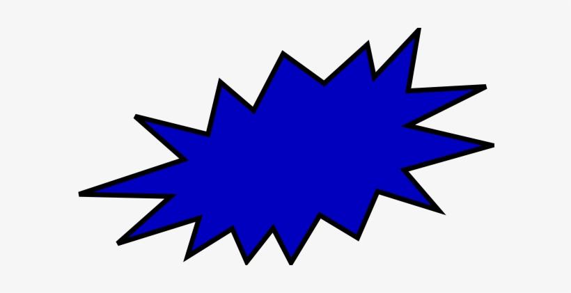 Light Blue Clipart Blue Burst.