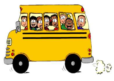 School Bus Clip Art & School Bus Clip Art Clip Art Images.