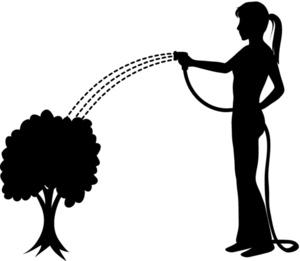 Clipart bushes silhouette clipartfest 3.