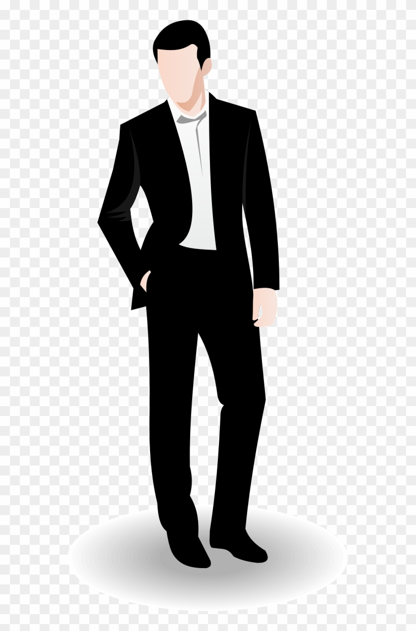 Png Business Man Clipart.