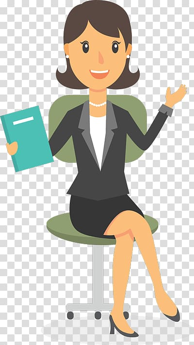 Business Woman , Business transparent background PNG clipart.