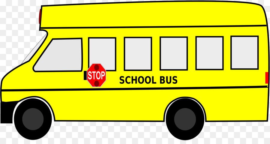 School Bus Cartoon.
