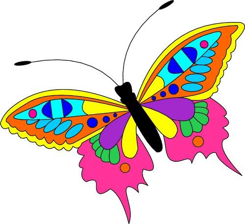 Images butterflies clipart clipartfest 2.