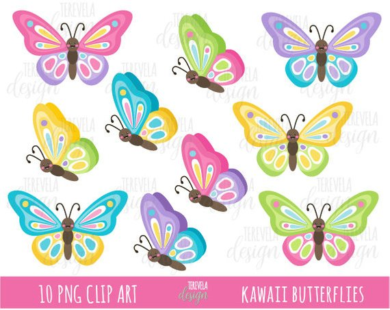 Butterfly Clipart Clip Art & Free Clip Art Images #27954.