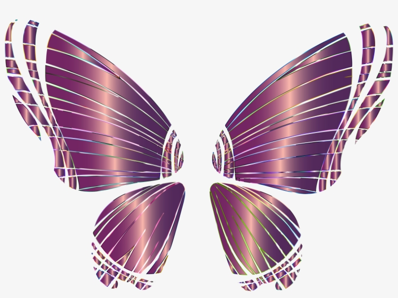 Jpg Free Library Butterfly Wings Clipart.