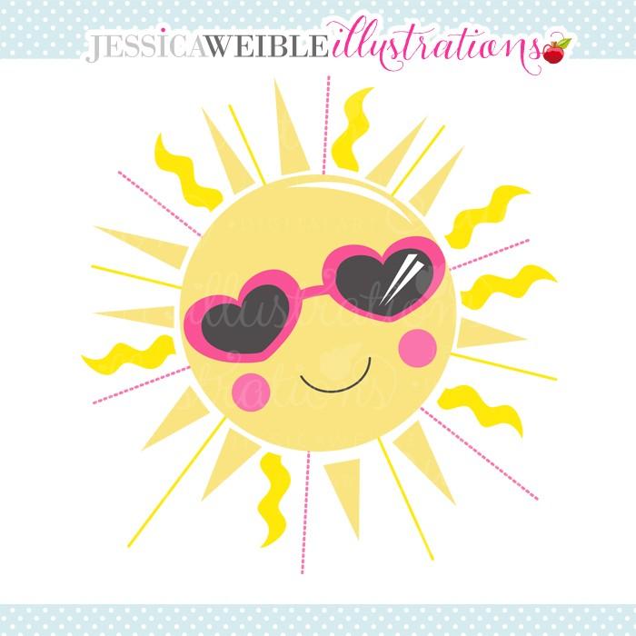 Sunshine Cutie Clipart.