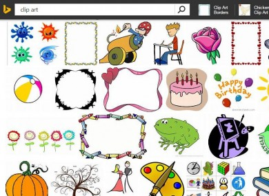 Bad news everyone! Microsoft is getting rid of Clip Art once.