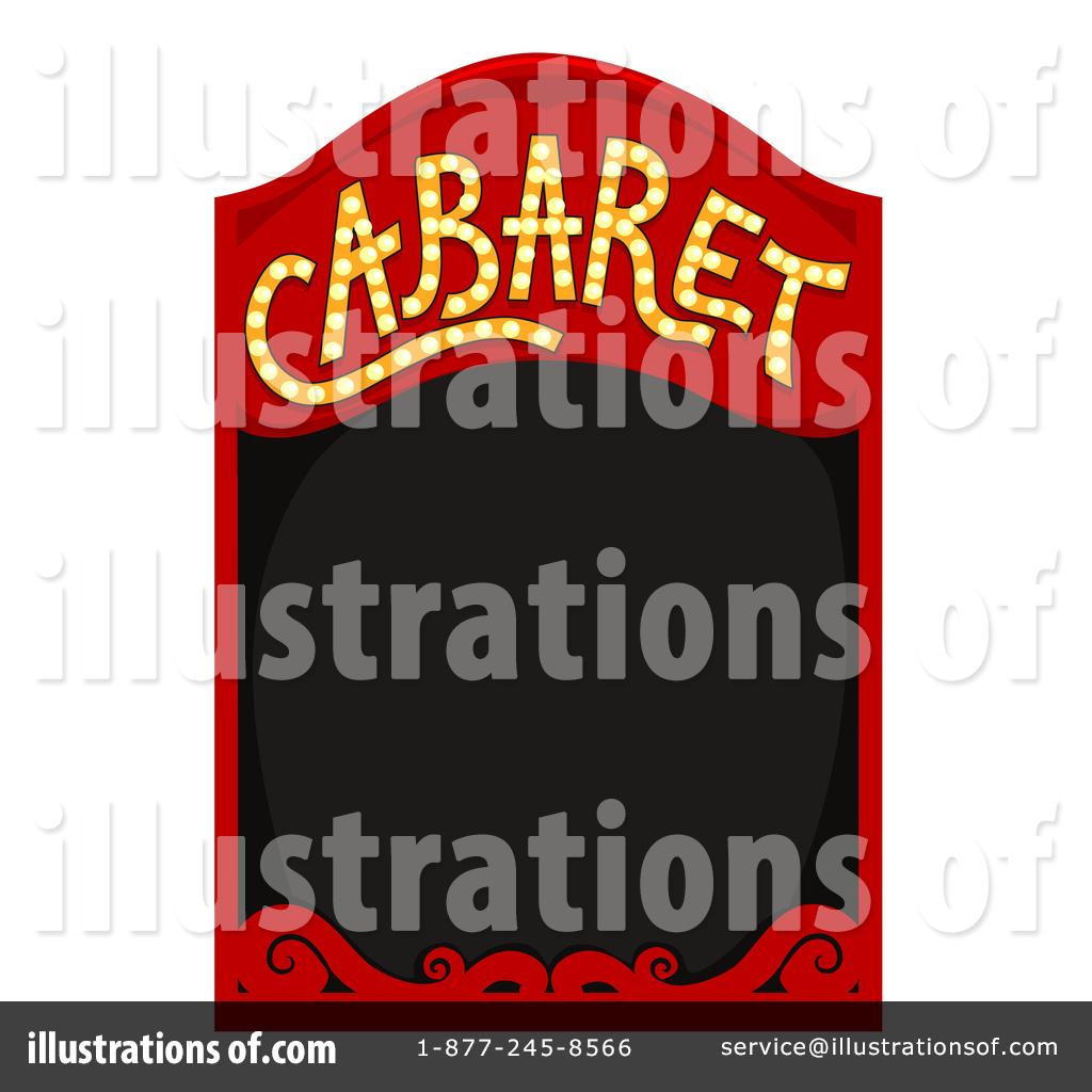 Cabaret Clipart #1375446.