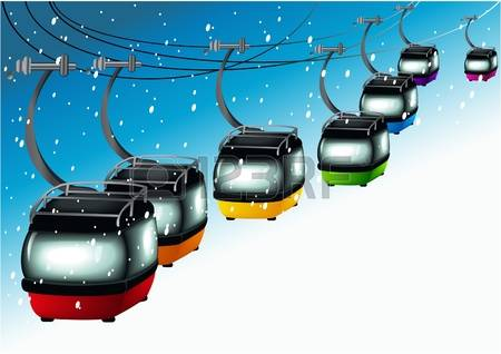 4,820 Cable Car Stock Illustrations, Cliparts And Royalty Free.