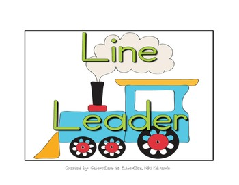 Line Leader Caboose Clipart.