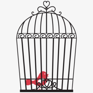 Free Bird In Cage Clipart Cliparts, Silhouettes, Cartoons Free.