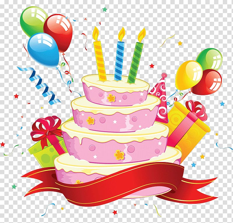 Birthday cake Chocolate cake , Birthday transparent.