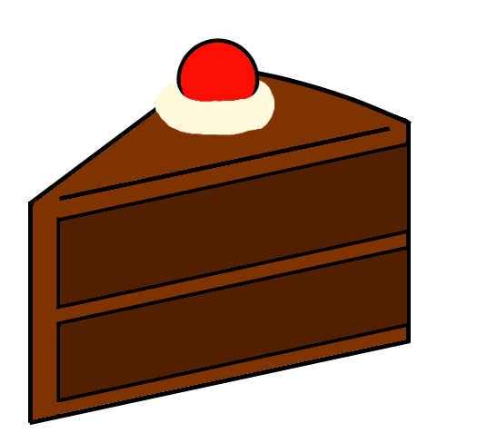 Slice Of Cake Clipart Png.