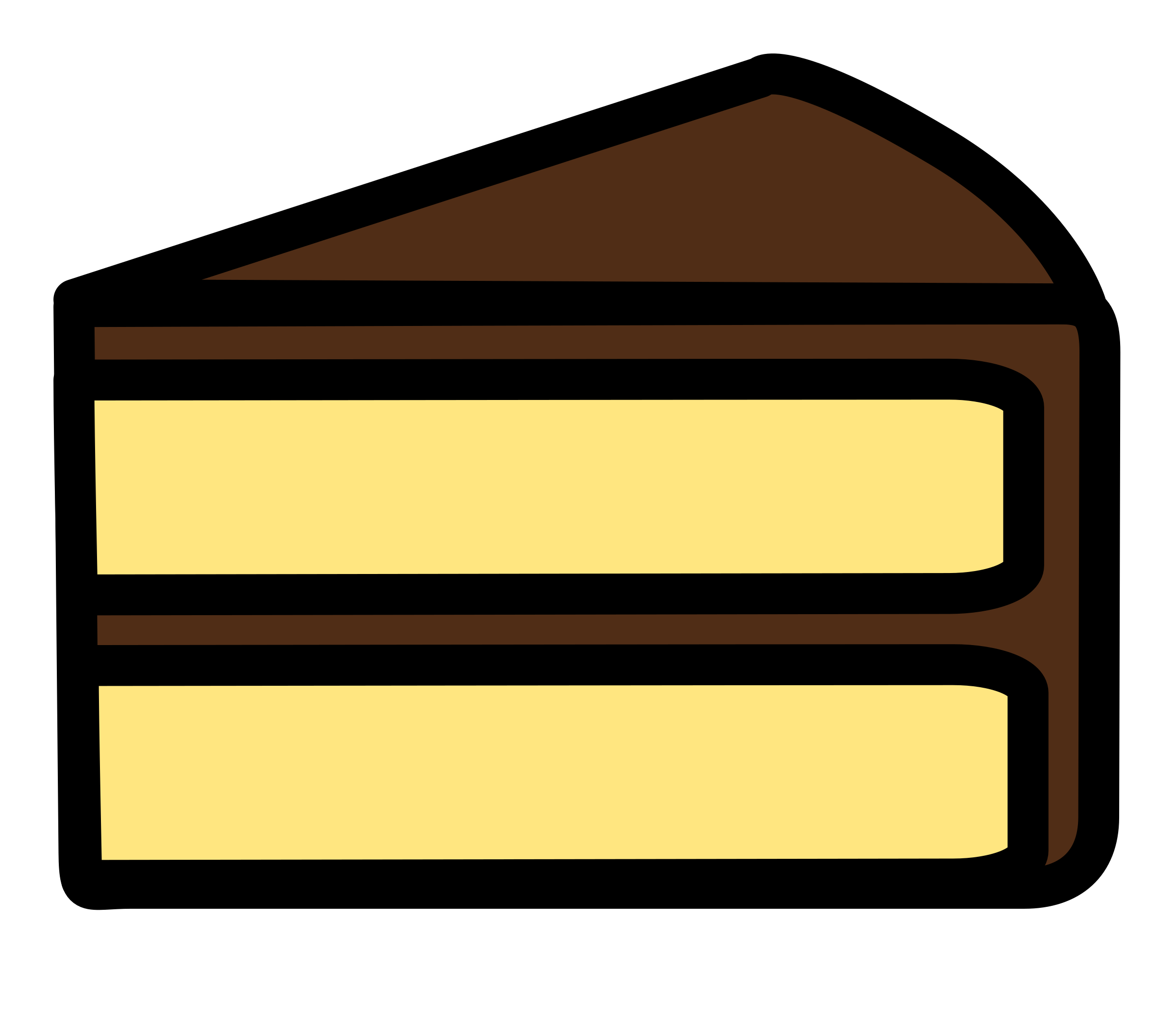 Slice Of Cake Clipart.
