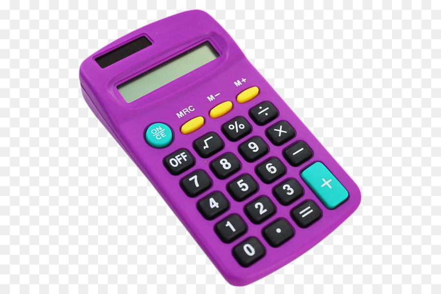 Calculator clipart Calculator Office Supplies clipart.