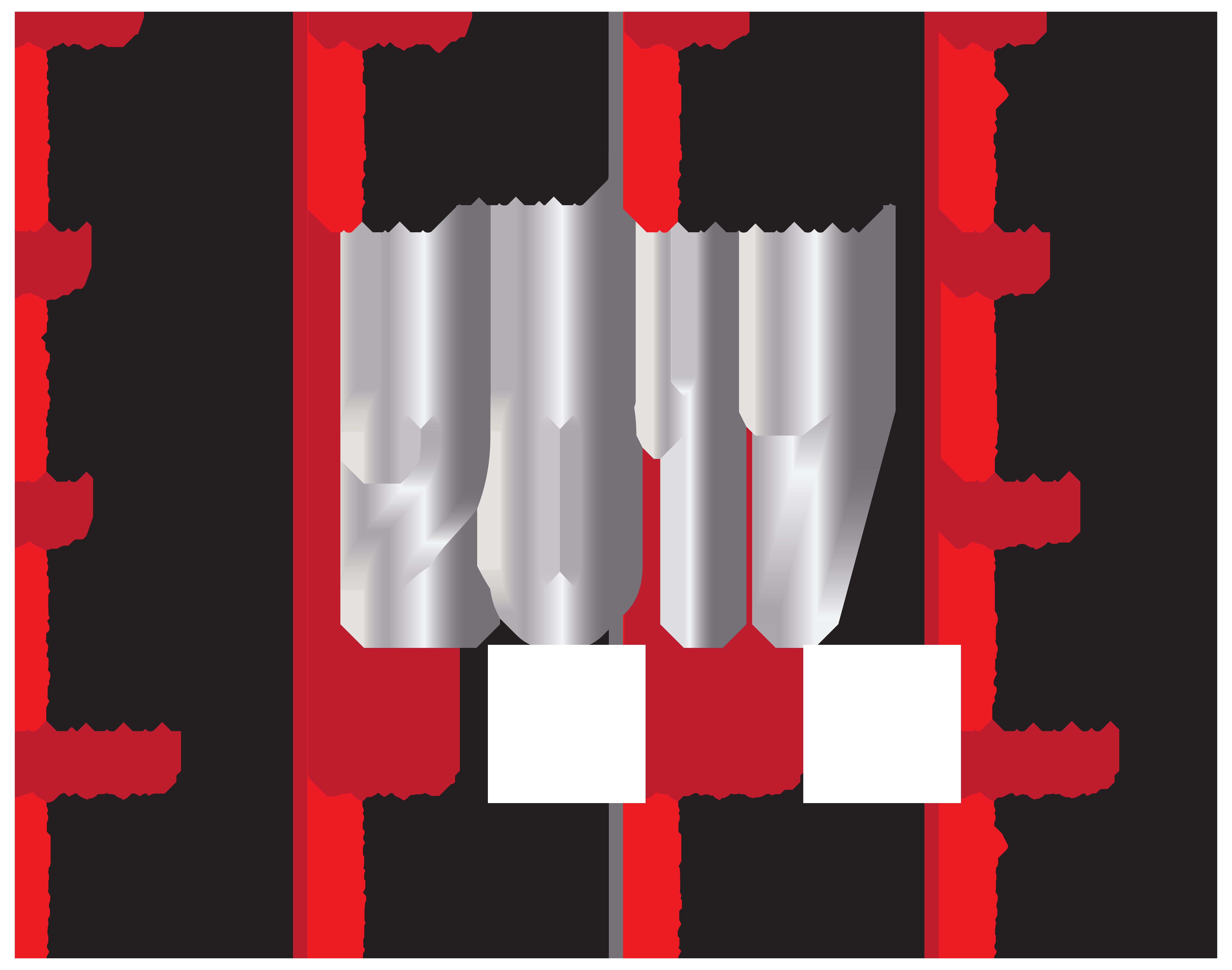 2017 Transparent Calendar PNG Clip Art Image.