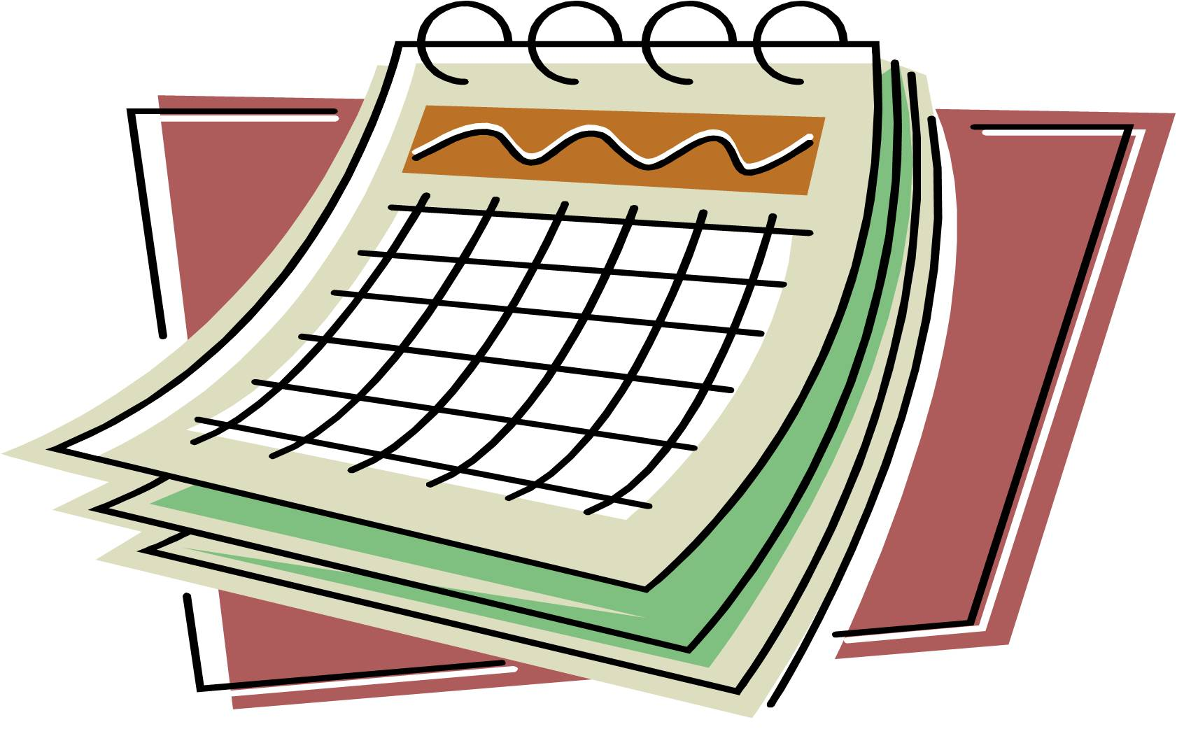 Calendar Clipart Free Clipart Images.