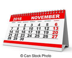 November 2016 Illustrations and Clip Art. 2,659 November 2016.