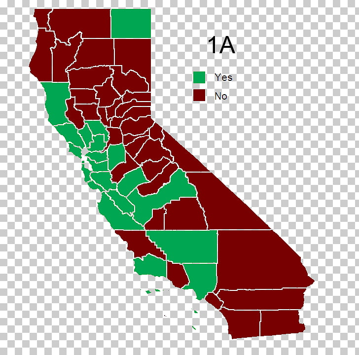 California Map, map PNG clipart.