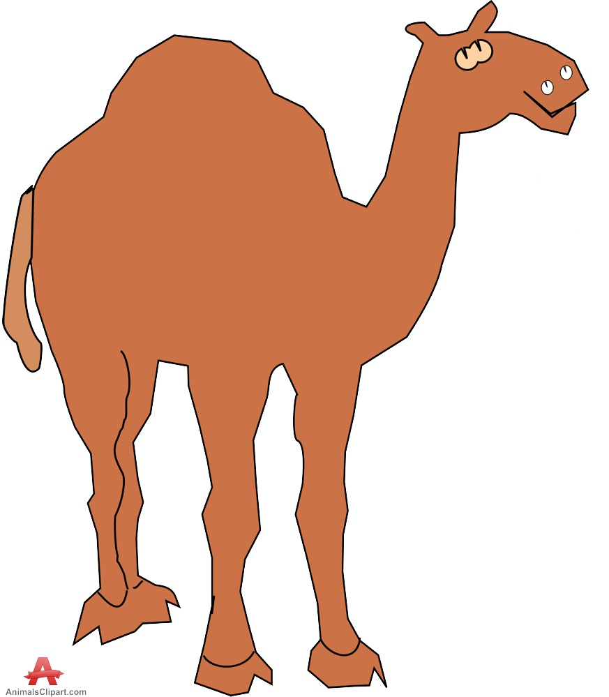 Camel clipart hostted.