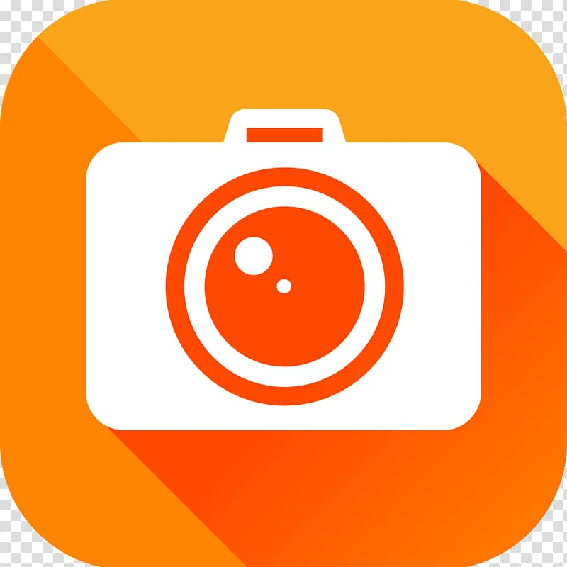 IPhone Camera App Store Android, upload button transparent.