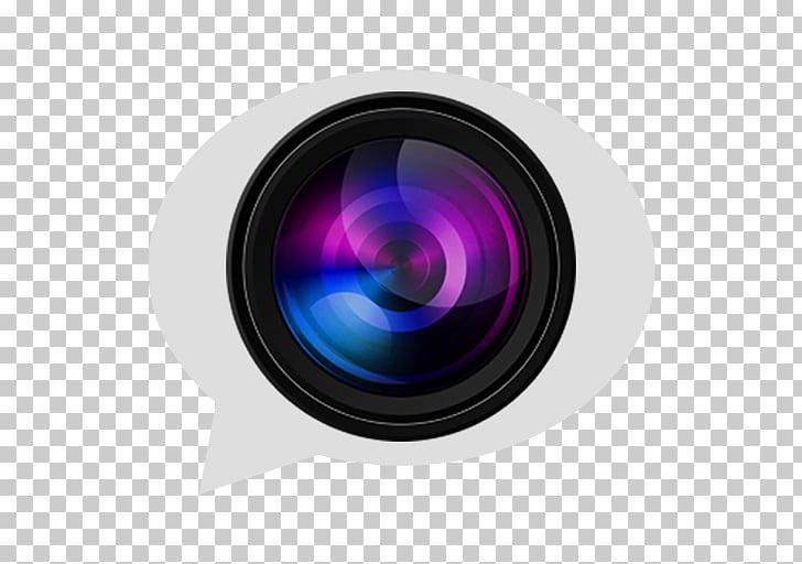 Cameras & optics lens, App Facetime, camera lens logo PNG.