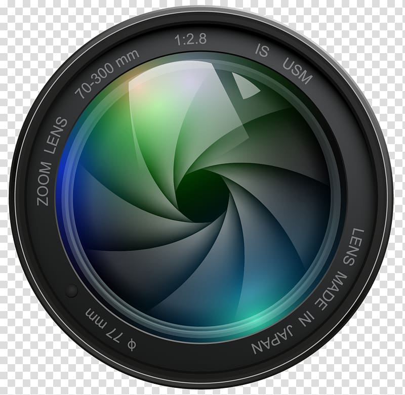 Black zoom lens illustration, Camera , Camera Lens.
