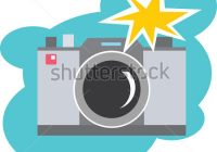 Camera Flash Clipart 15.