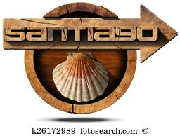 Camino de santiago Clipart and Stock Illustrations. 15 camino de.