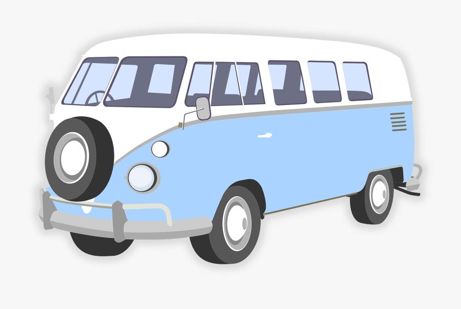 Volkswagen Clipart Hippie.