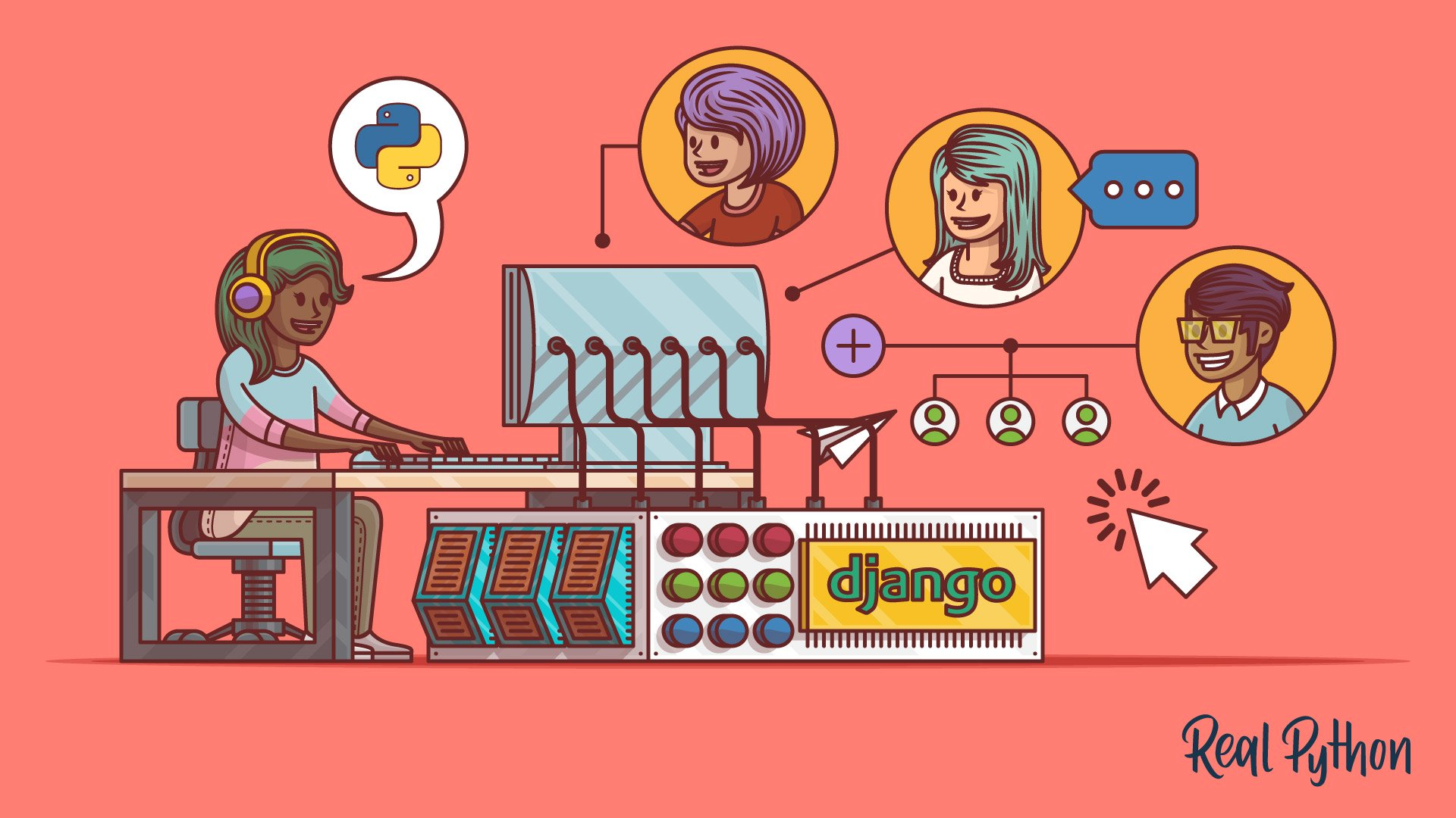 What You Need to Know to Manage Users in Django Admin.