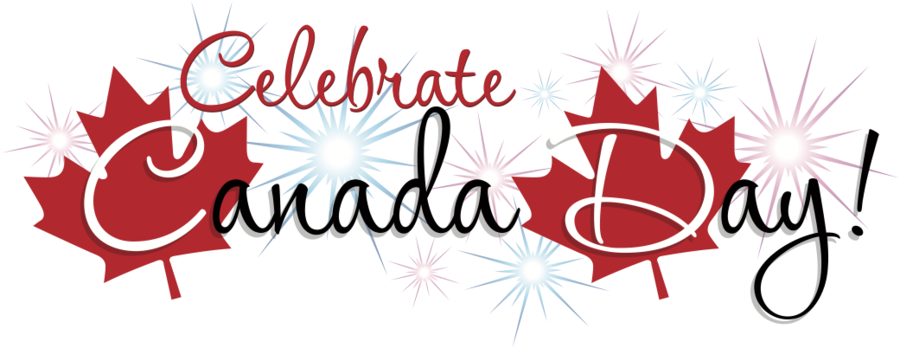 Canada Day clipart.