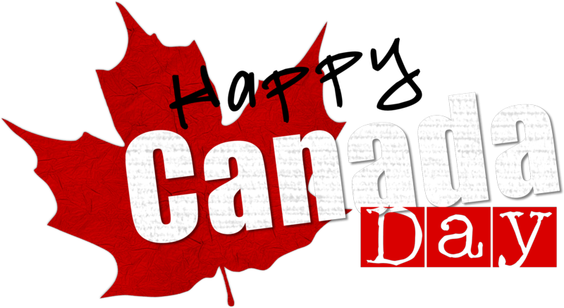 Happy clipart canada day, Happy canada day Transparent FREE.
