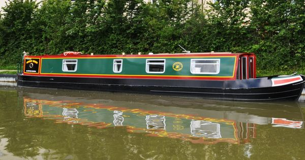 Canal Boat Captain