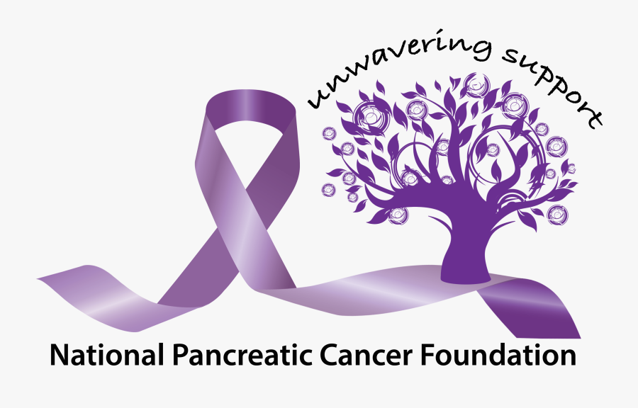 Pancreatic Cancer Ribbon Clipart , Free Transparent Clipart.