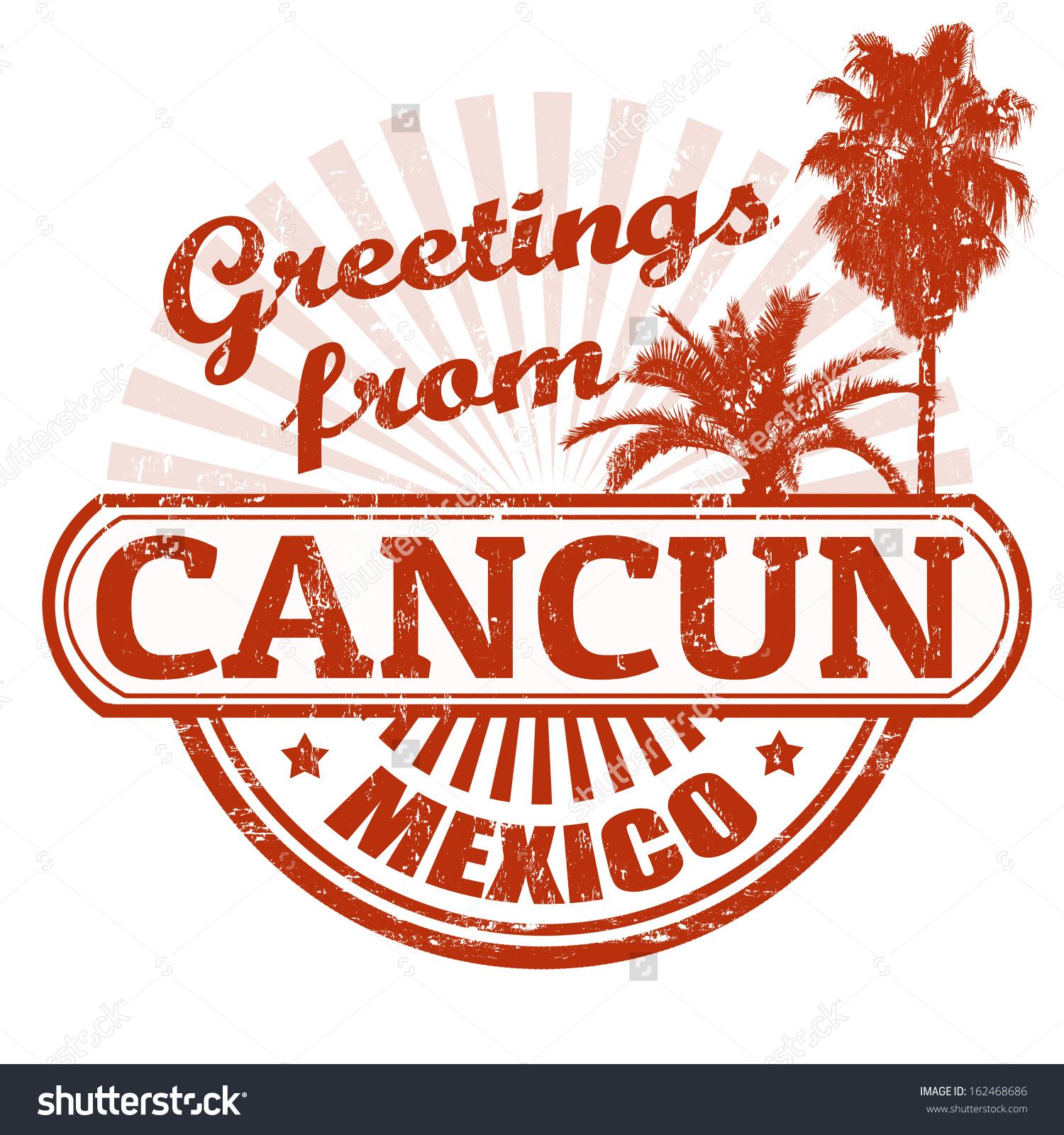 Clipart Cancun Mexico.