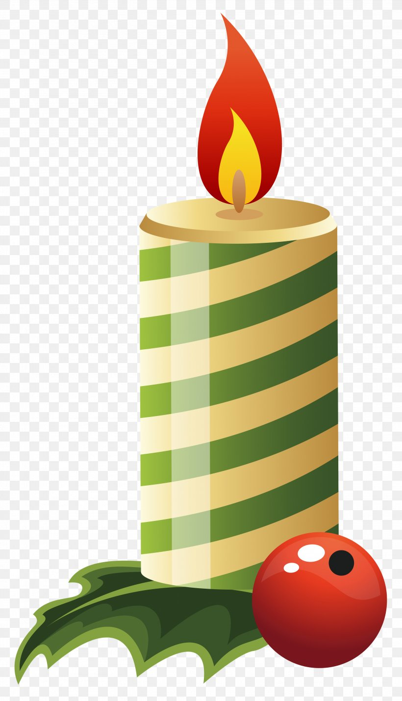 Christmas Candle Clip Art, PNG, 2928x5104px, Christmas.