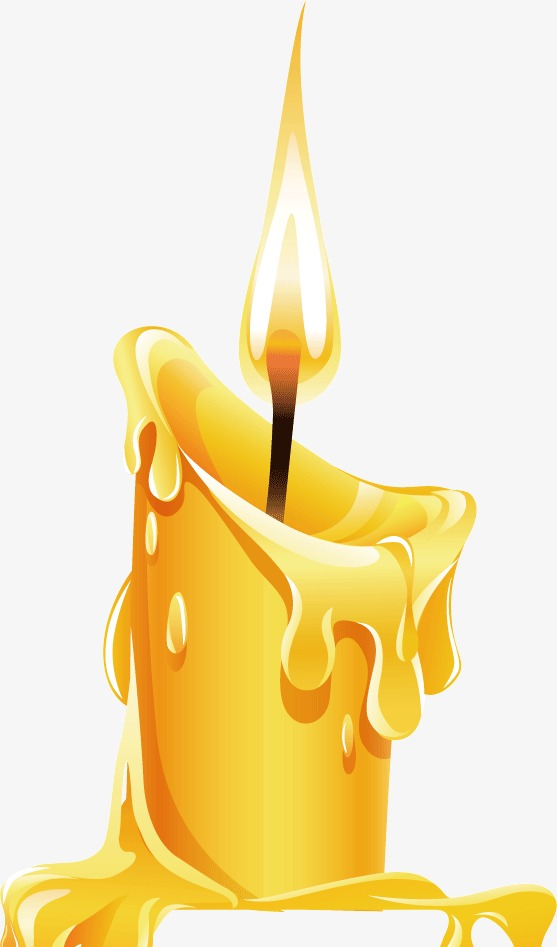 Candle light clipart 2 » Clipart Station.