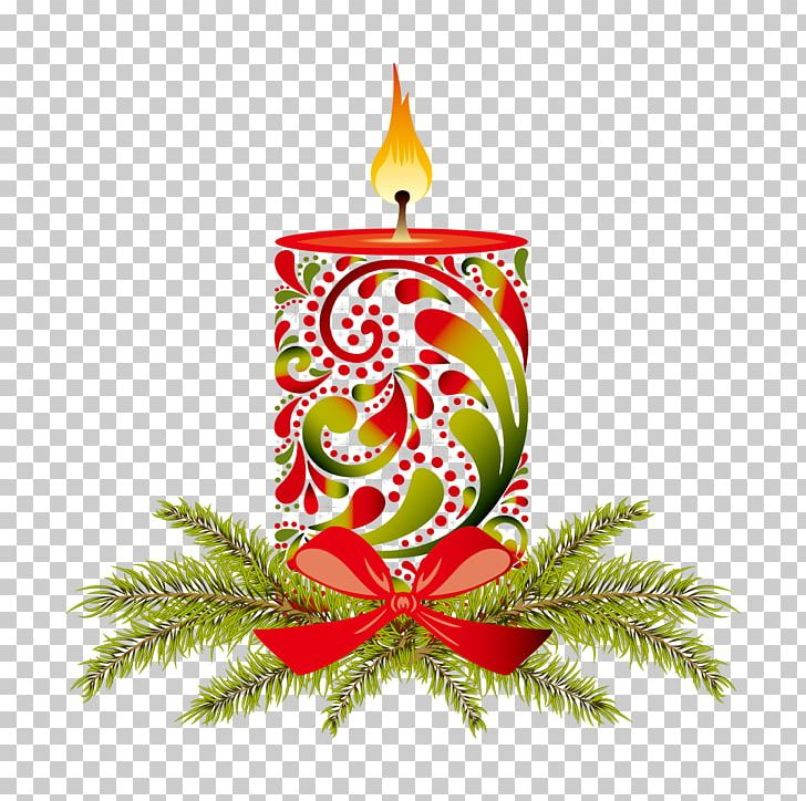 Christmas Decoration Candle Christmas Ornament PNG, Clipart.