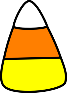 Download High Quality october clip art candy corn.