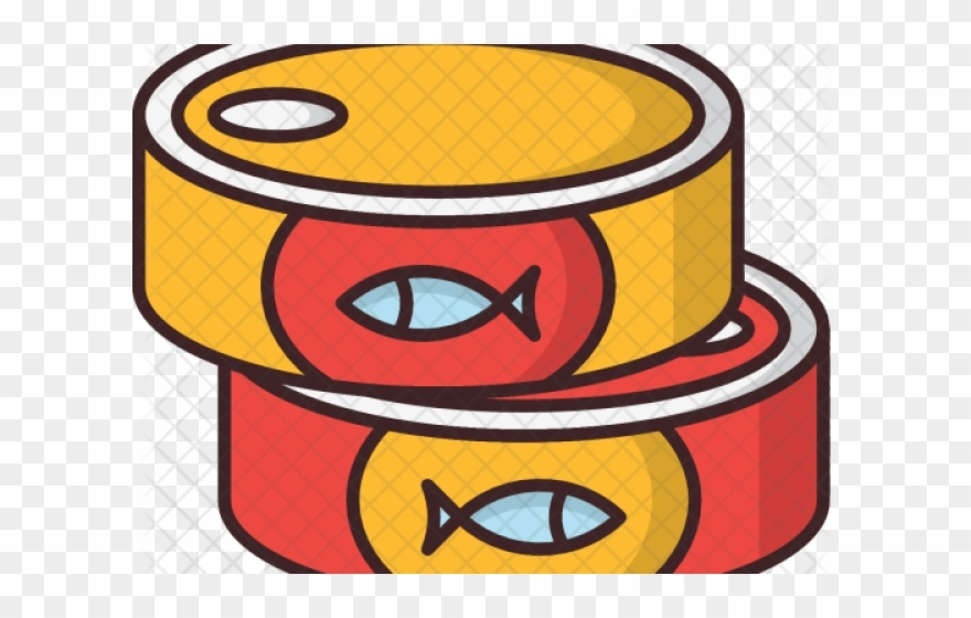 Canned Food Clipart Collection.