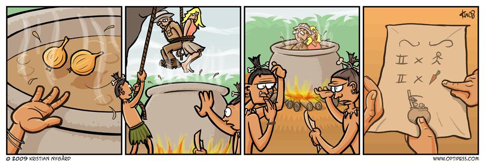Cannibal images cartoon.