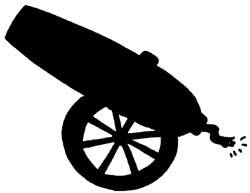 Free Cannons Cliparts, Download Free Clip Art, Free Clip Art.