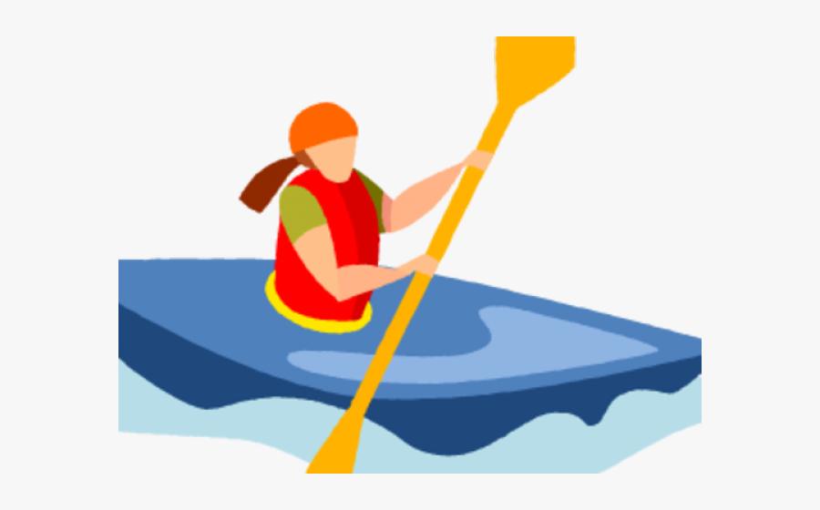 Canoe Clipart Canoeing.