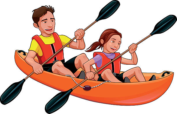 Clipart canoeing 7 » Clipart Station.