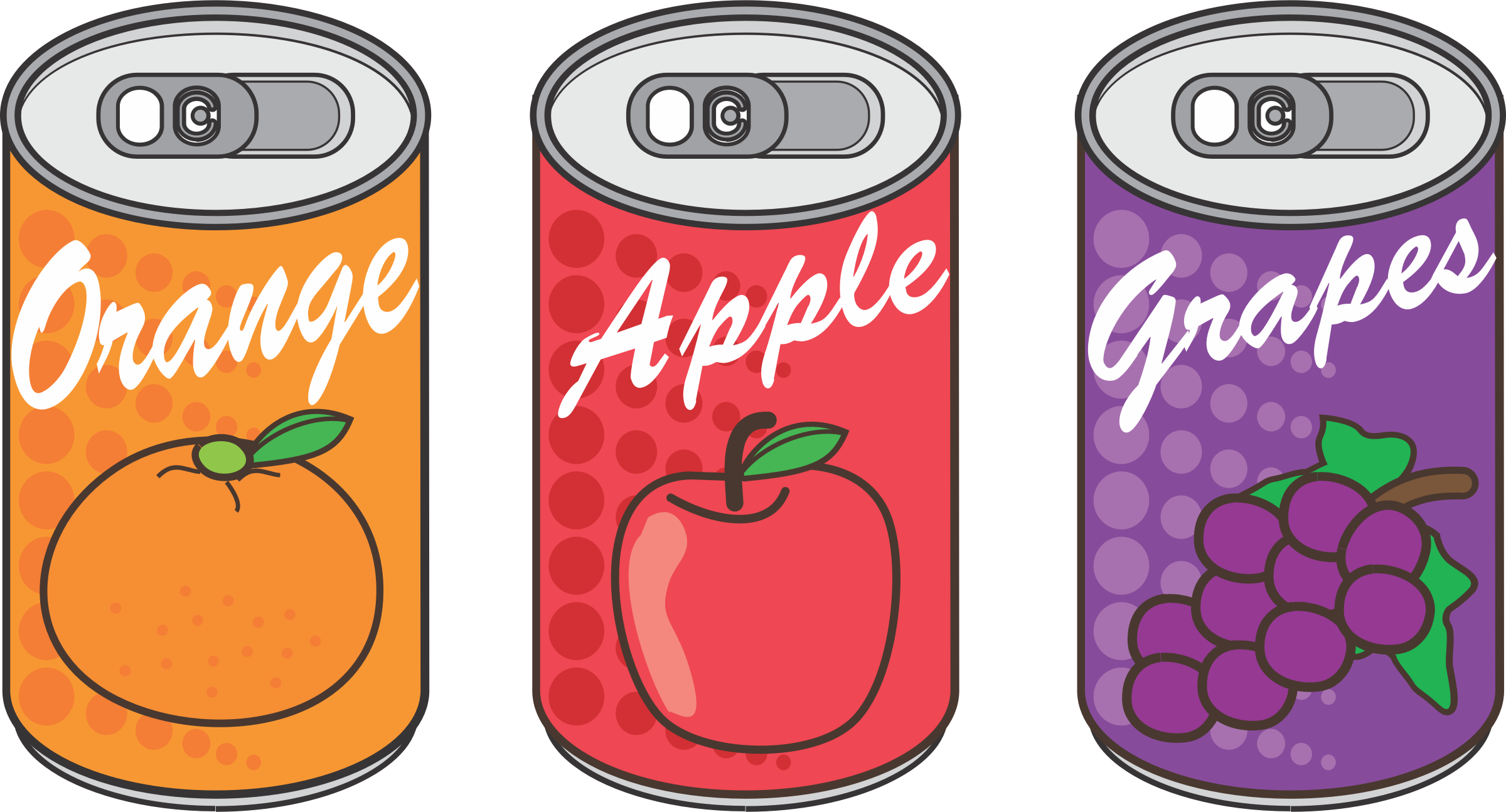 Juice clipart cans, Juice cans Transparent FREE for download.