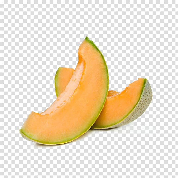 Cantaloupe Watermelon Juice Flavor, melon transparent.