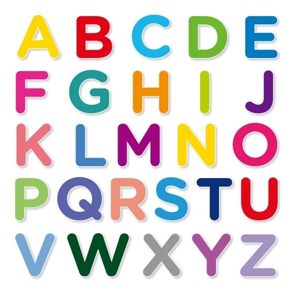 Alphabet clipart capital letter, Alphabet capital letter.