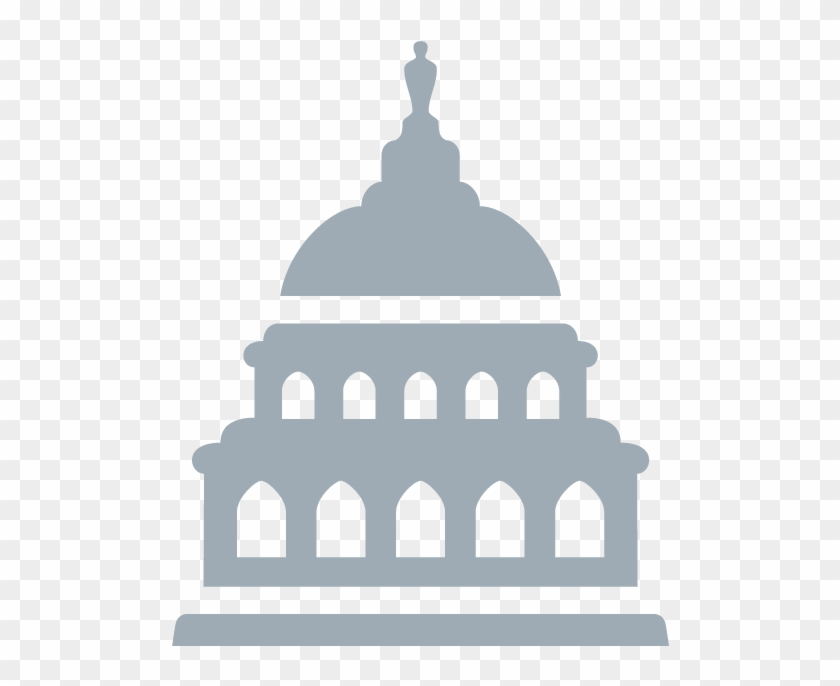 Congress Clipart Dome Capitol Building.