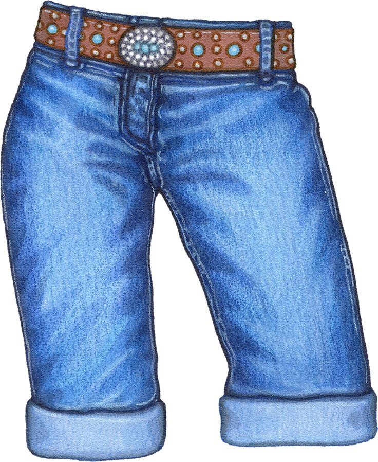 Jeans clipart, Jeans Transparent FREE for download on.